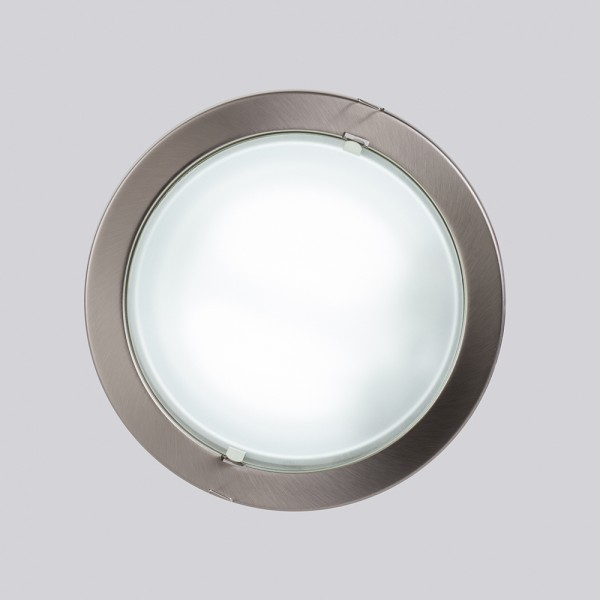 A Guide To Kitchen Lighting From Litecraft: Large Round Recessed Ceiling Light Modern Kitchen Hallway